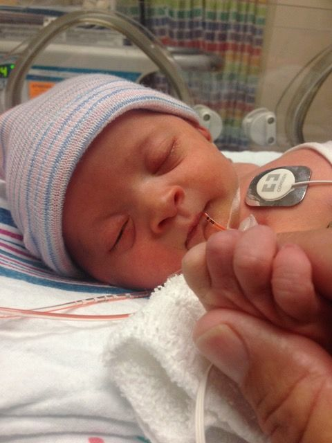 Meet Our Miracle: Isaiah Tesori